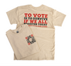 Voting is Power T-Shirt
