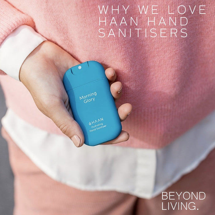 Why We Love Haan Hand Sanitisers