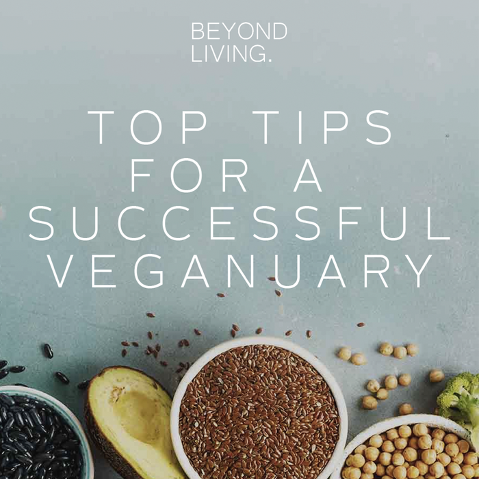 Top Tips For A Successful Veganuary