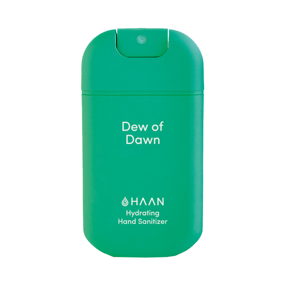 Haan hand sanitizer - Dew of Dawn - 30ml spray bottle - Beyond Living