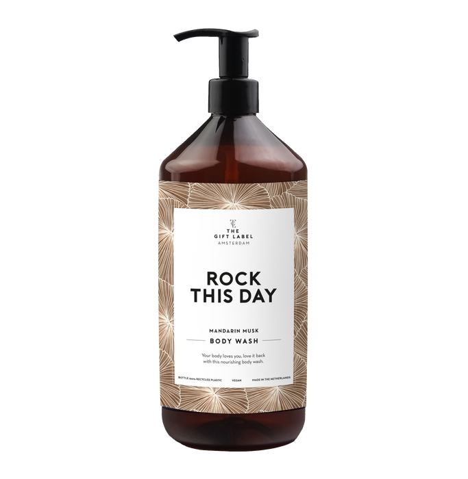 The Gift Label Body Wash (Various Messages)