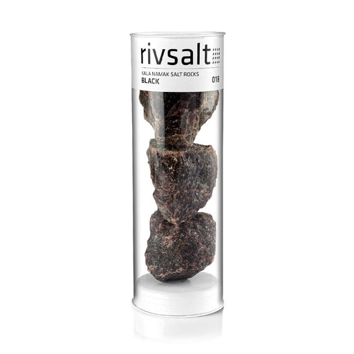 rivsalt BLACK Kala Namak - The Vegan Salt - Beyond Living