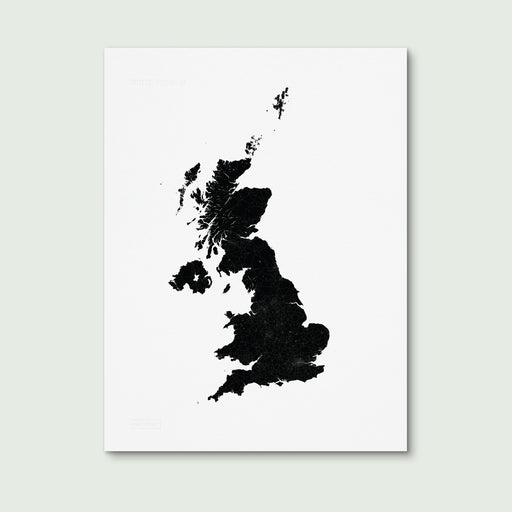 Bold Tuesday country specific Map Posters - Beyond Living