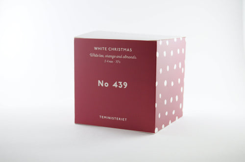 Tea Ministry White Christmas No. 439 Loose Tea leaves - Beyond Living
