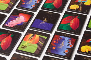 Naive Chocolate : Equator Collection - Dark with Orange Liquorice - Beyond Living