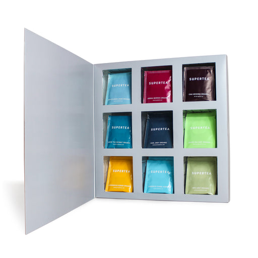 Supertea Variety Gift Set- 72 Sachets - Beyond Living