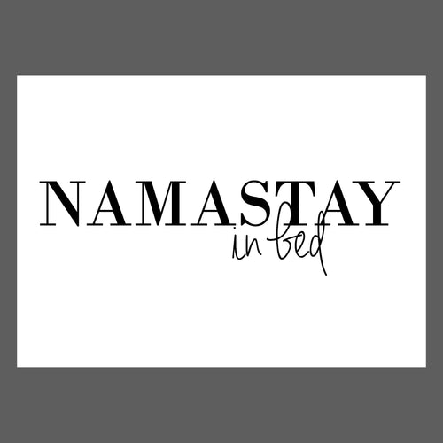 Mina Prints - Wall Art - Namaste