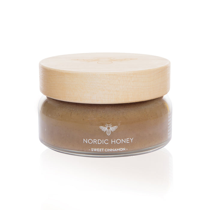 Organic Nordic Honey Infused with 'Sweet Cinnamon' - Beyond Living