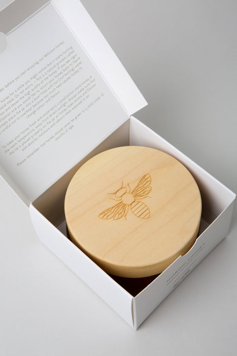 Organic Nordic Honey Infused with 'Smooth Cacao' - Beyond Living