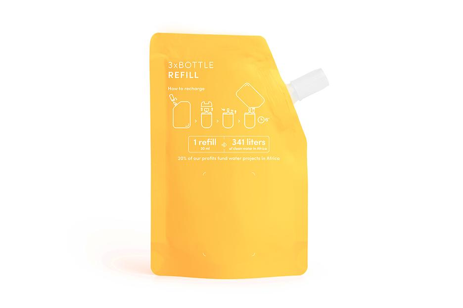 Haan Hand Sanitizer - Citrus Noon (Refill Pouch)