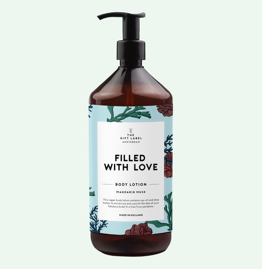 The Gift Label - Body Lotion 'Filled with Love'