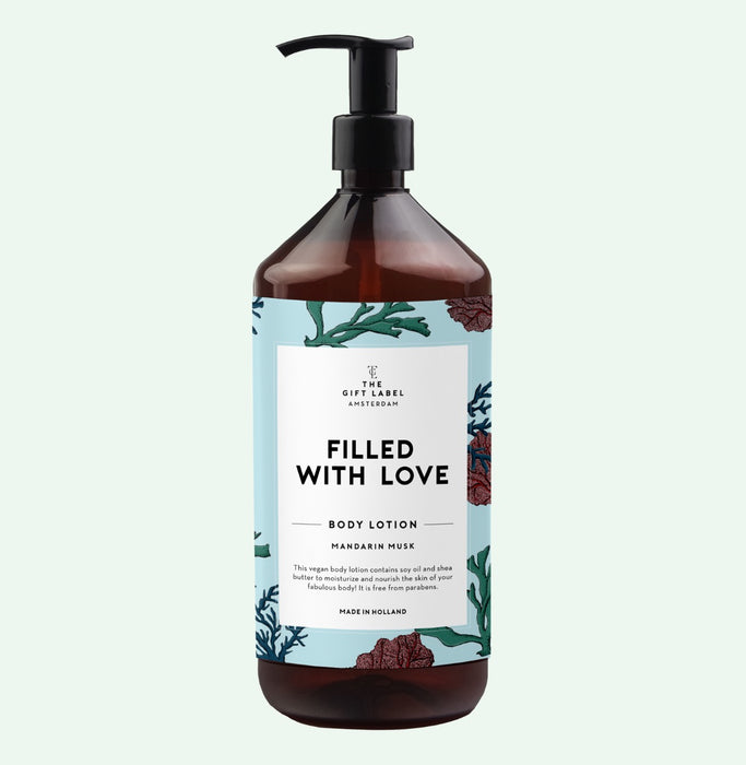 The Gift Label - Body Lotion 'Filled with Love' - Beyond Living