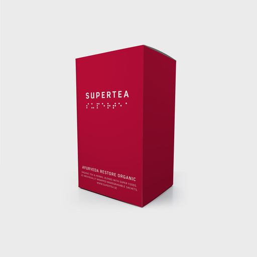 Supertea Ayurveda Restore Organic Tea - Beyond Living