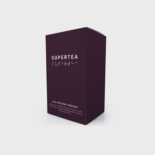 Supertea Chai Krishna Organic Tea - Beyond Living