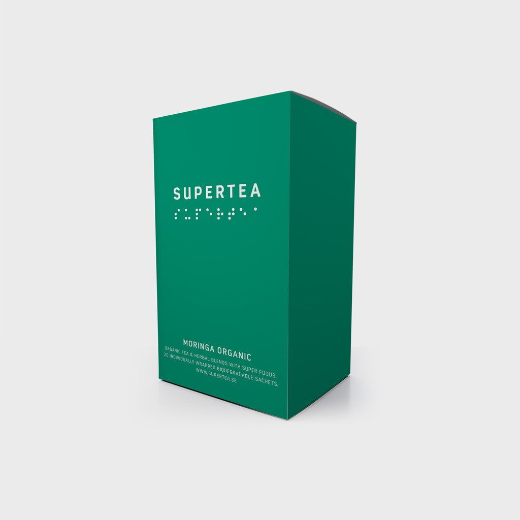 Supertea Moringa Organic Tea - Beyond Living