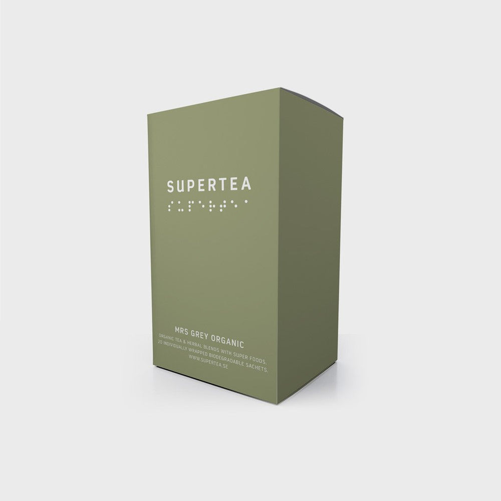 Supertea Mrs Grey Organic - Beyond Living