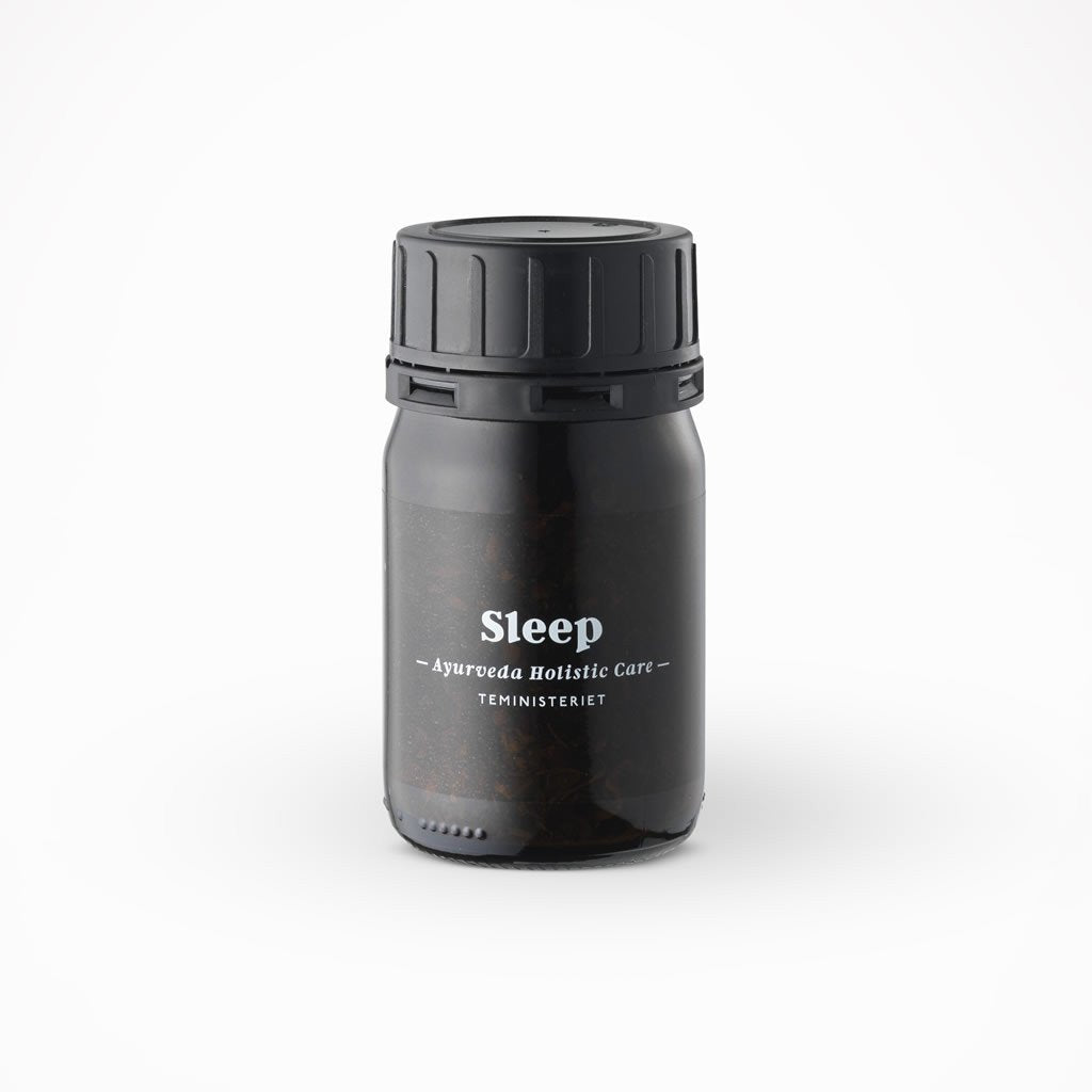Ayurveda Holistic Care loose Tea Jar - Sleep - Beyond Living