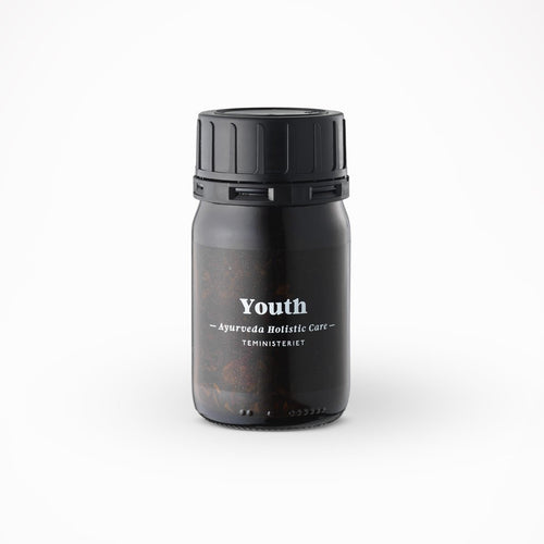 Ayurveda Holistic Care loose Tea Jar - Youth - Beyond Living