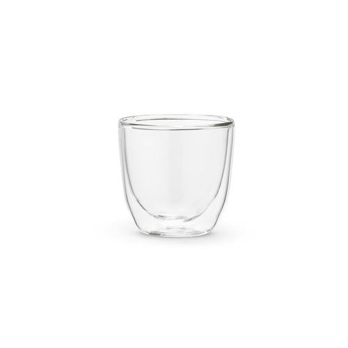 Tea Ministry Accessories - Double Wall Glass Cup 100ml - Beyond Living