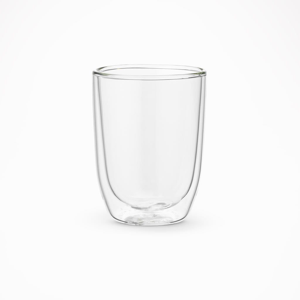 Tea Ministry Accessories - Double Wall Glass Cup 300ml - Beyond Living