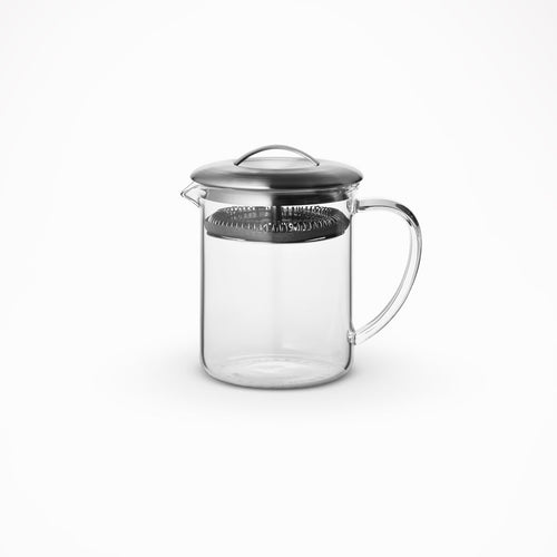 Tea Ministry Accessories - Glass Tea Maker 0.4L - Beyond Living