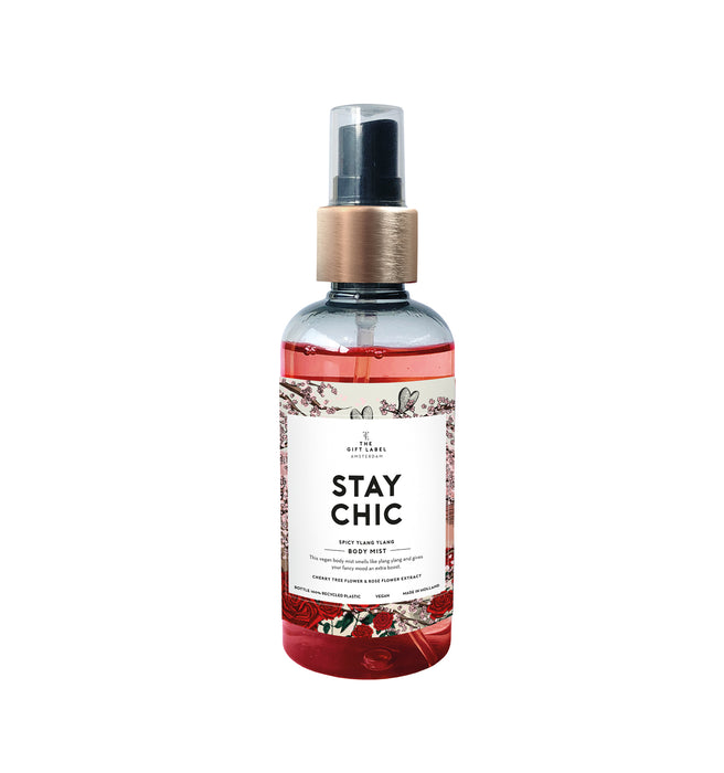 The Gift Label - Body Mist (Various Messages)