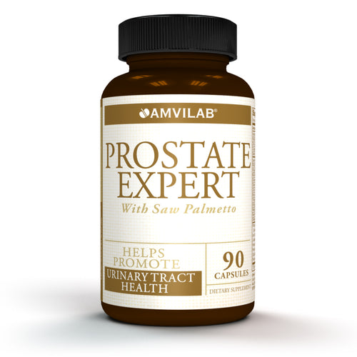 with saw palmetto Prostate expert Bone & Joints urinary tract health saw palmetto Naturally supports prostate Men's