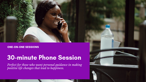 30-minute Phone Session