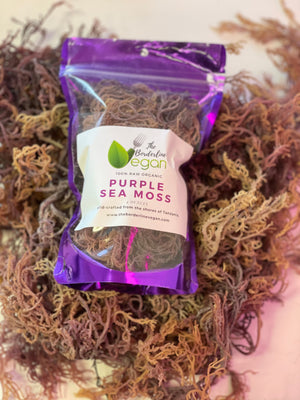50 Lb. Purple Sea Moss