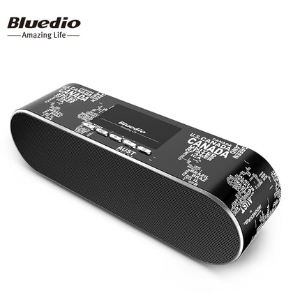 Bluedio AS Mini Bluetooth speaker Portable Wireless speaker Sound System 3D stereo Music surround