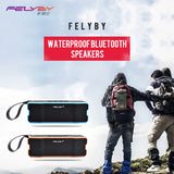 FELYBY Bluetooth Speaker Waterproof Player / Shockproof / Dustproof Subwoofer Built-in Outdoor Wireless Speaker 4500MAH Stereo
