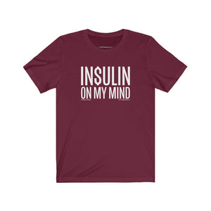 Insulin On My Mind [tee]