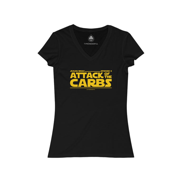 Attack of the Carbs [V-Neck]