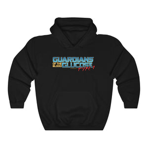 Guardians of the Blood Glucose [hoodie]