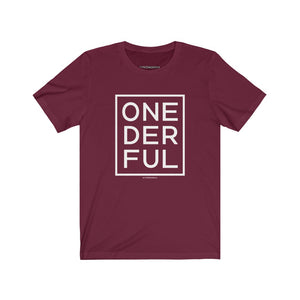 ONEderful Block [tee]