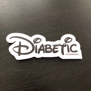 Disneybetic Sticker Pack