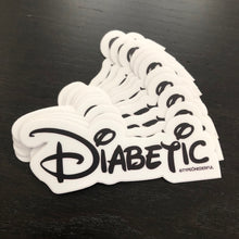Disneybetic Stickers