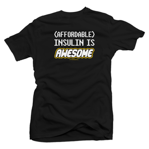 Insulin is Awesome [tee]