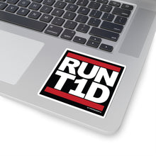 Run T1D Stickers