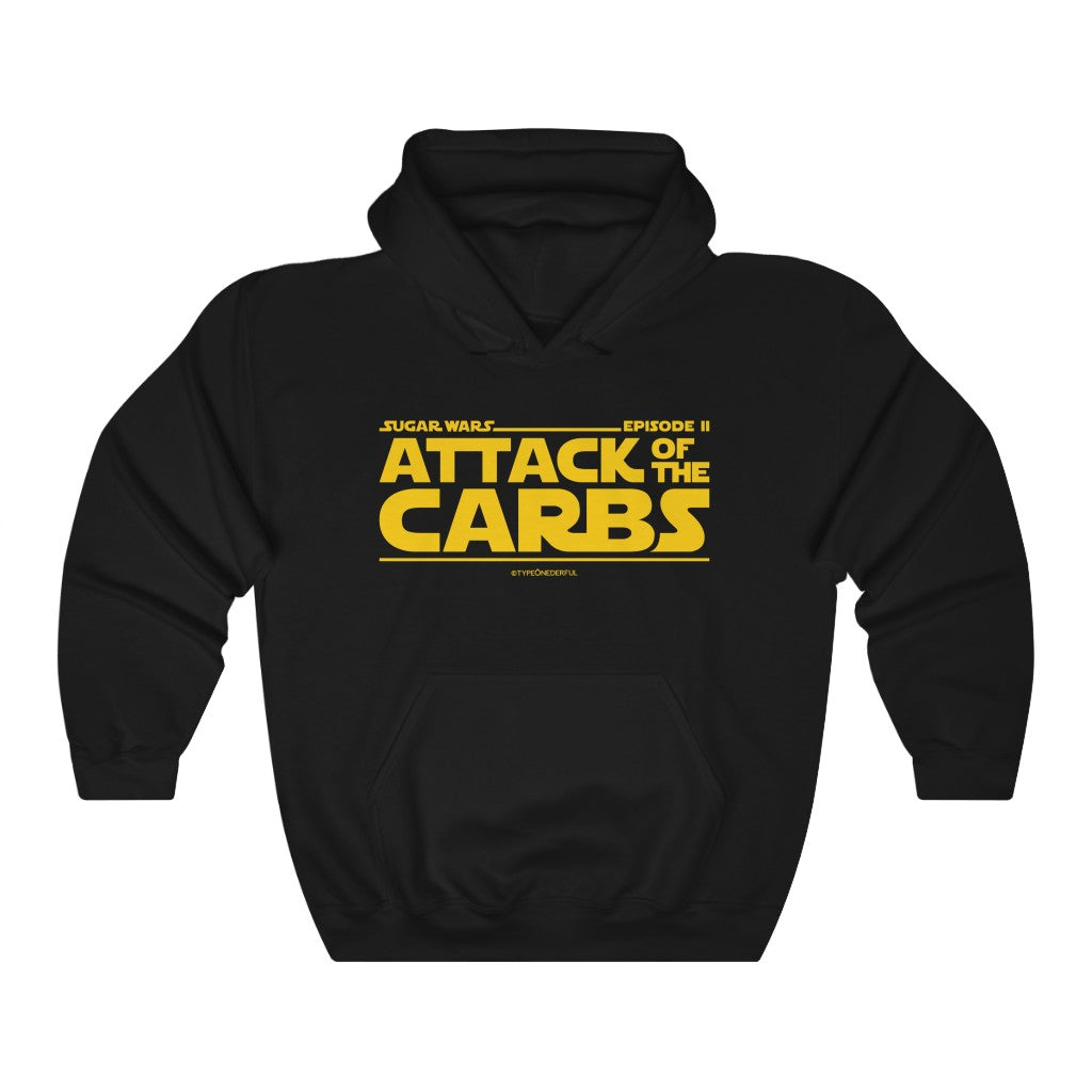 Attack of the Carbs [hoodie]