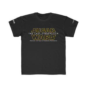 Sugar Wars: Dexcom Edition (Kids) [tee]