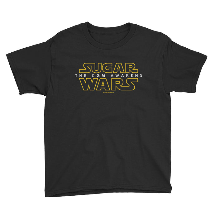 The CGM Awakens (Kids) [tee]