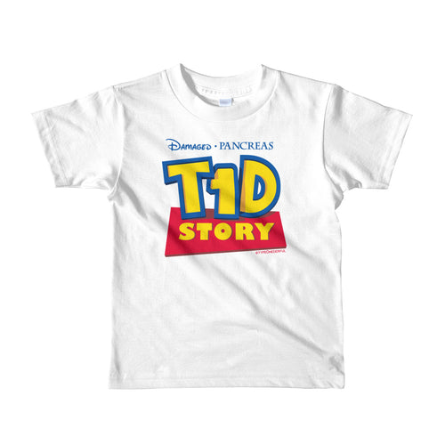 T1D Story (Toddlers) [tee]
