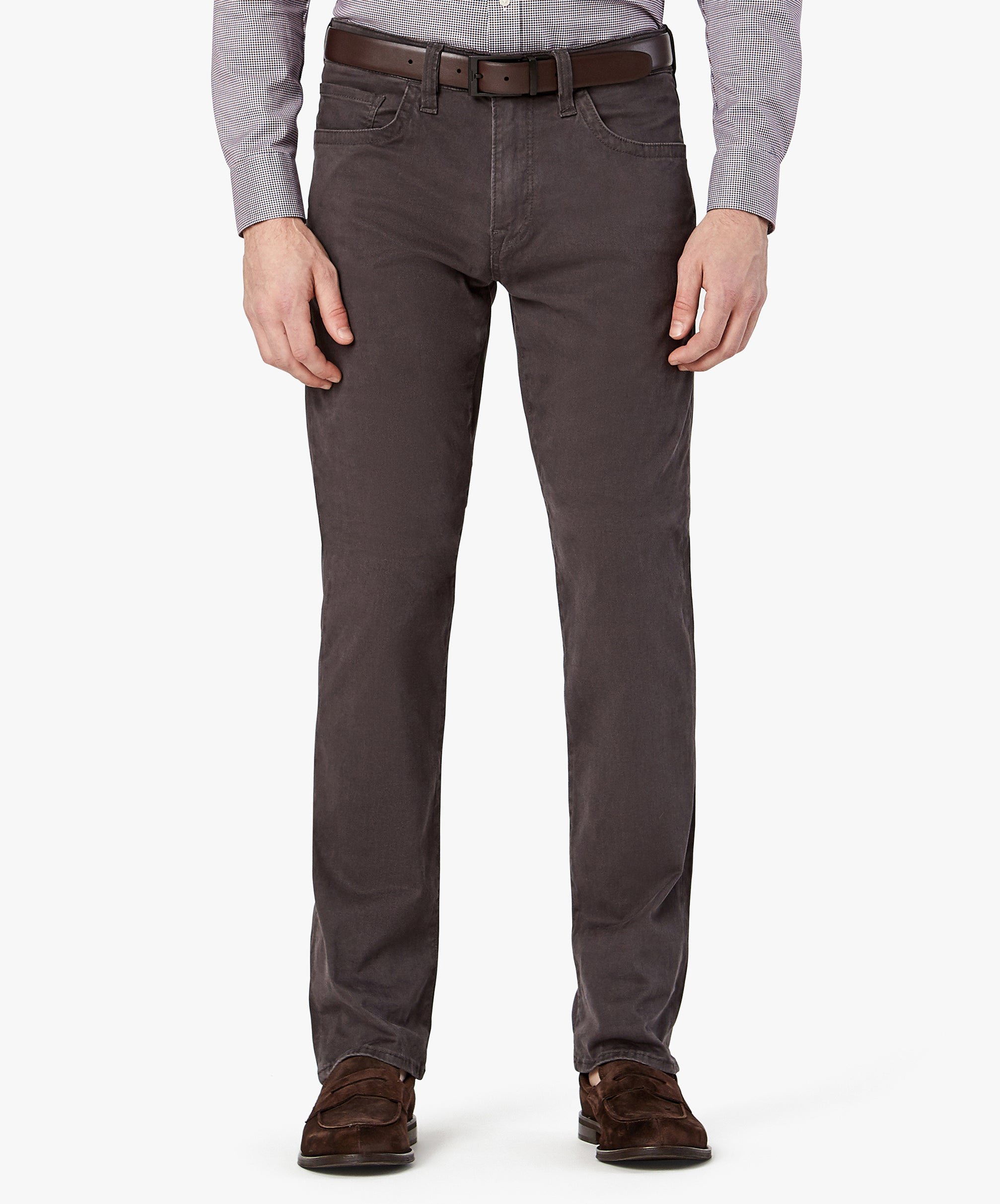 Courage Anthracite Twill Leisure Pant