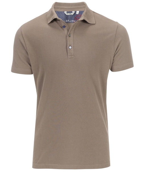Faded Camel Polo