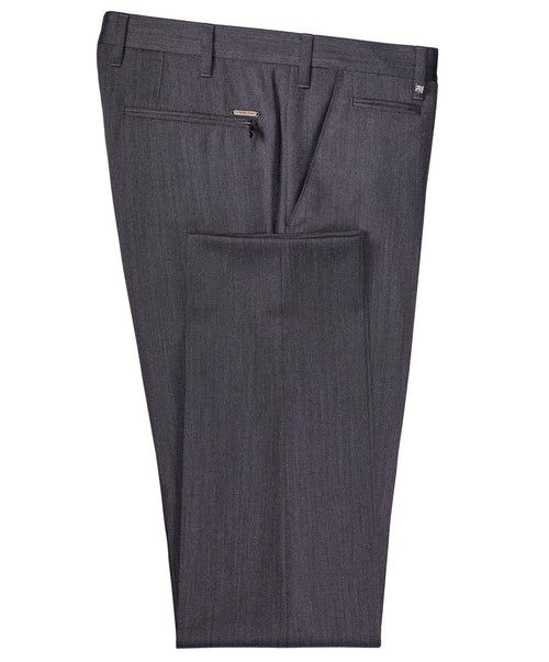 Academy Charcoal Textured Dress Pants