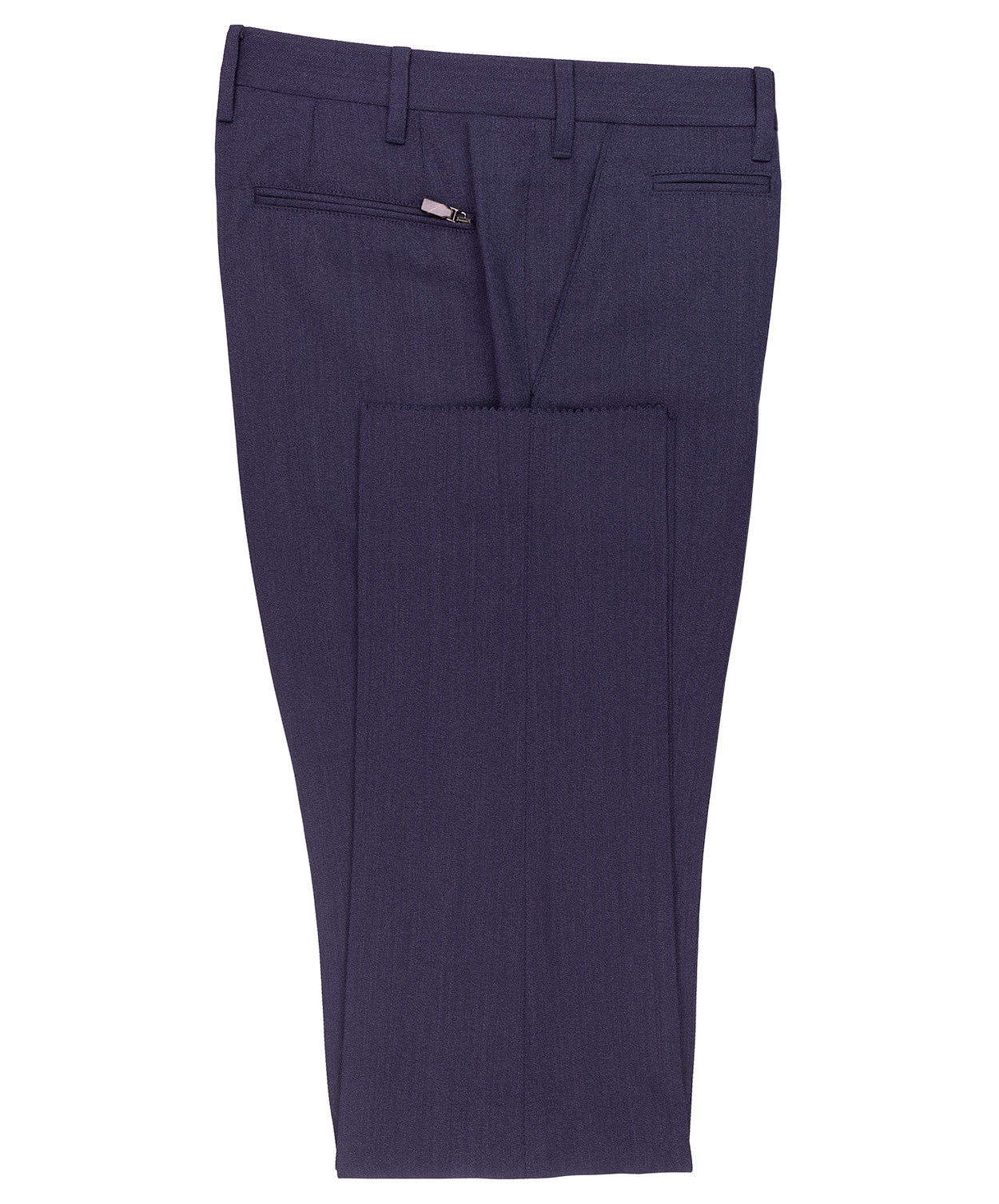 Academy Blue/Grey Textured Dress Pants