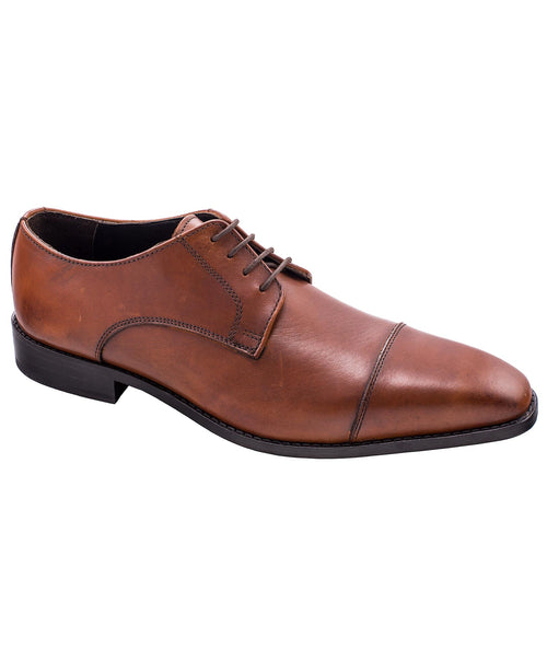 Buddy/Alex Crust Cuoio Cognac Dress Shoe