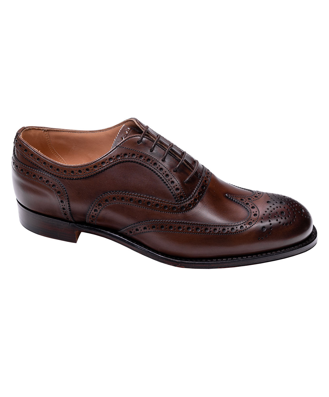 Arthur III 125 Burnished Mocha