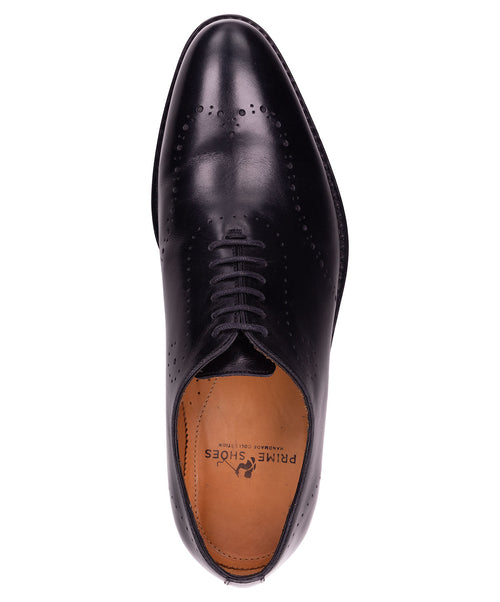 Bari Calf Black Dress Shoe